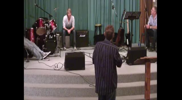 Fire Conf: Holy Spirit living inside of you Sess 1