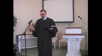 First OPC Perkasie PA, 2/12/2012 R Scott MacLaren, Pastor