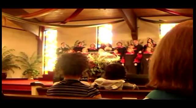 'I AM' performed by Sheffield Church of God Solid Rock Choir