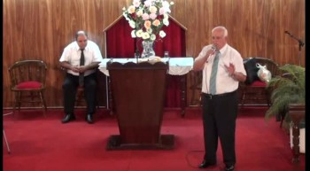 Deberes cristianos (Romanos 12). Pastor Walter Garcia. 5-02-2012