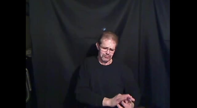 Amazing Grace my chains are gone     in sign language