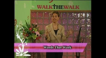 Walk the Walk with Ramona Wink-Words that Work-2-15-2012