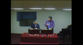 Rec Chu 2012/01/29 Sermon