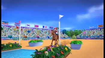 Mario and Sonic at the London 2012 Olympic Games T1