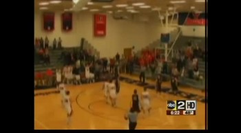 Stroke Victim Scores in Basketball Game