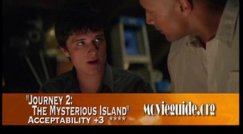 JOURNEY 2: THE MYSTERIOUS ISLAND review