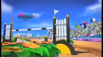 Mario and Sonic at the London 2012 Olympic Games T2
