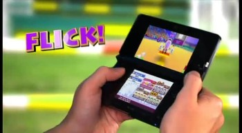 Mario and Sonic at the London 2012 Olympic Games 3DS T1