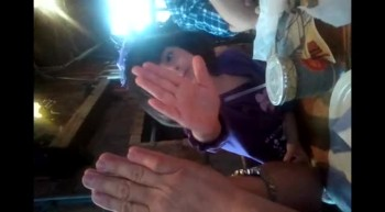 3 year old praying