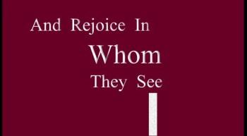 Behold New Jerusalem