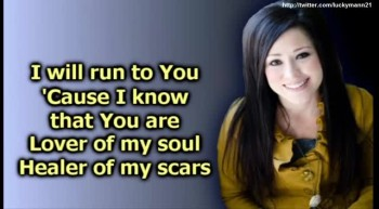 Kari Jobe - Steady My Heart (Lyrics On Screen Video)