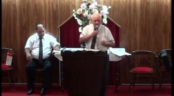 Cobijandonos bajo el abrigo del Altisimo. Pastor Walter Garcia. 7-02-2012