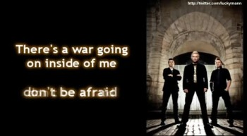Thousand Foot Krutch - War Of Change (Lyrics On Screen Video)