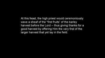 God's Feast Days and the Second Coming of Messiah (Part 1 of 2)