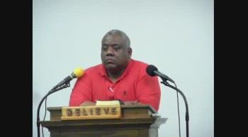 THE POWER OF WORDS PART 1 Pastor James Anderson Feb 7 2012e