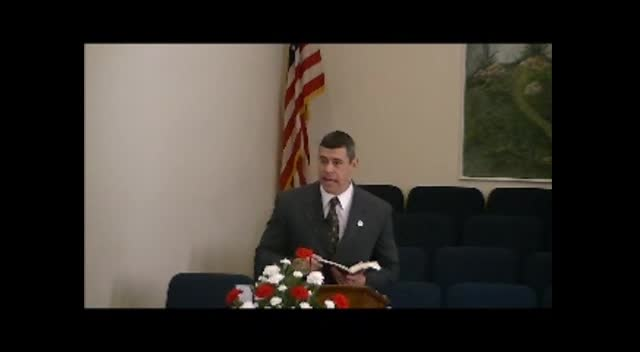 Pastor Mark Fields