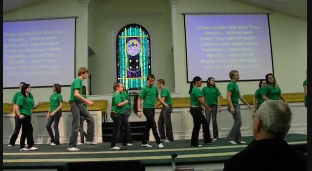 SOLID Youth Drama Team - Shake Loose