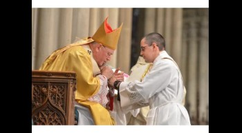 Ordination of Catholic Priests