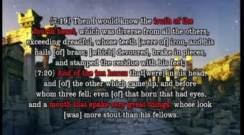 The Beast In The Book Of Revelation Part 3.mpg {What The Bible Says}