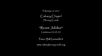 Reset Jubilee