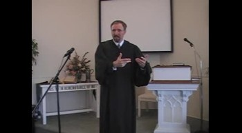 """The Spiritual Life,"" R Scott MacLaren, First OPC Perkasie 2/19/2012"