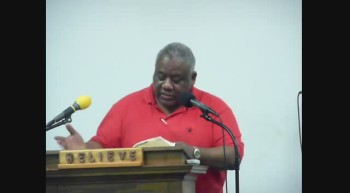 THE POWER OF WORDS PART 1 Pastor James Anderson Feb 7 2012d