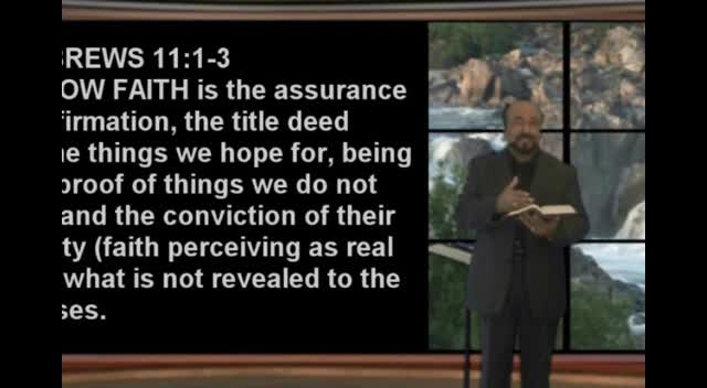 GOD's WORD, THE POWER OF DELIVERANCE PRT 1