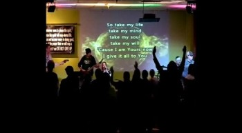 Take My Life - Jeremy Camp cover 2-17-12