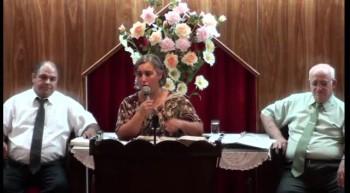 Transitando la senda que Dios Trazo. Hna. Viviana Garcia. 14-02-2012