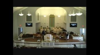 February 19, 2012 Church Service