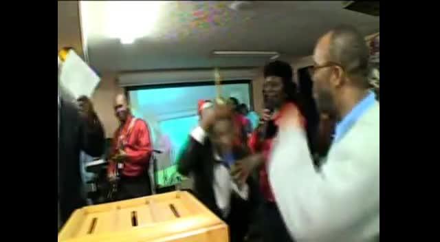 praise-worship in African Way