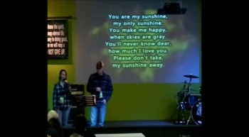 Set Free & Heather - My Sunshine 2-19-12
