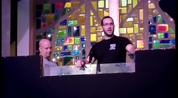 Bruce's Baptism, February 19, 2012