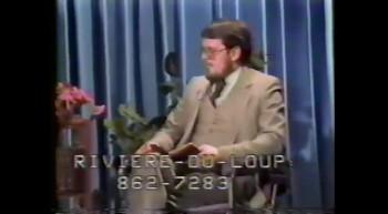 Michel Veilleux - La foi: Don de Dieu