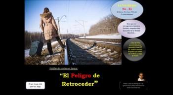 El Peligro de Retroceder. Pastor Julio Rodríguez, Iglesia Nueva Vida, La voz del que no es