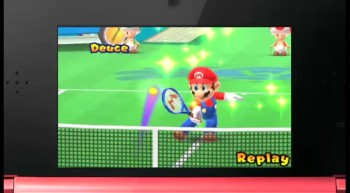 Mario Tennis Open T2