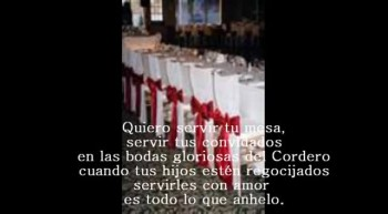 Poema: Dame Oficios