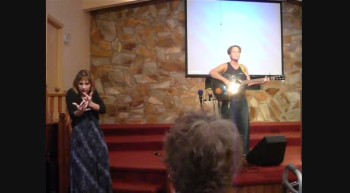 Bring it On (Steven Curtis Chapman)- Tash Sing & Heather Sign