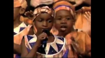 Uplifting Performance From African Children's Choir - Walking In The Light