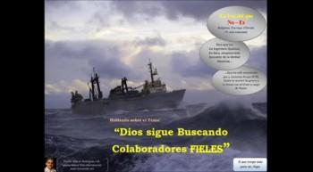 Dios sigue buscando Colaboradores Fieles, Pastor Julio Rodriguez, Iglesia Nueva Vida, La voz del que no es