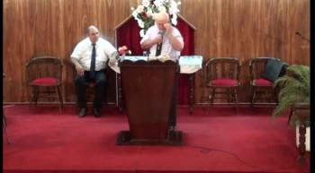 Lo que contamina al hombre (Mateo 15). Pastor Walter Garcia. 19-02-2012