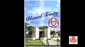 Blessed Trinity Church Stewardship 2 of 3