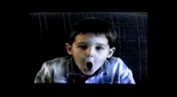 Little Boy Lip Syncing