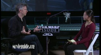 STAR WARS: THE PHANTOM MENACE 3D - Matthew Wood interview