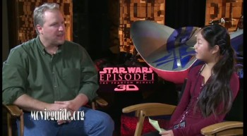 STAR WARS: THE PHANTOM MENACE 3D - John Goodson interview