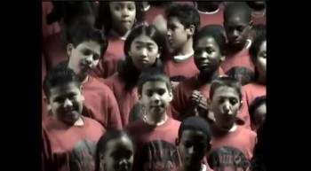 Talented Inner City Kid's Choir Delivers Energetic Performance of Oh Happy Day (PS22)