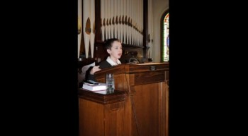 10yr old Noah Preaches