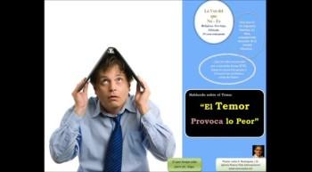 El Temor Provoca lo Peor. Pastor Julio Rodríguez, Iglesia Nueva Vida