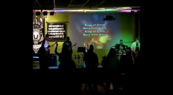 King Of Glory - Jesus Culture cover 3-2-12