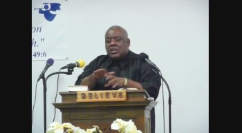 THE POWER OF WORDS PART 3 Pastor James Anderson Feb 21 2012d